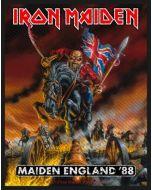 IRON MAIDEN - Maiden England - Patch / Aufnäher