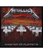 METALLICA - Master of Puppets - Patch / Aufnäher