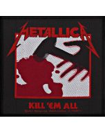 METALLICA - Kill em all - Patch / Aufnäher