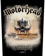 MOTÖRHEAD - Aftershock - Backpatch / Rückenaufnäher