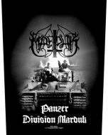 MARDUK - Panzer Division - Backpatch / Rückenaufnäher