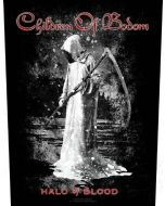 CHILDREN OF BODOM - Halo of Blood - Backpatch / Rückenaufnäher