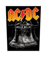 AC/DC - Hells Bells - Backpatch / Rückenaufnäher