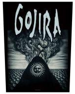 GOJIRA - Magma - Backpatch / Rückenaufnäher