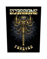 SCORPIONS - Forever - Backpatch / Rückenaufnäher