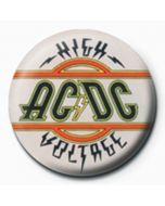 AC/DC - High Voltage - Button