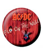 AC/DC - Fly on the Wall - Button