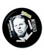 METALLICA - James Hetfield - Button