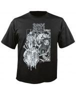 NAPALM DEATH - Harmony Corruption - T-Shirt