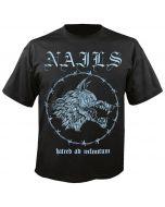 NAILS - Abandon all Life - T-Shirt