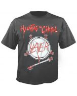 SLAYER - Haunting the Chapel - T-Shirt