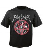 EMPEROR - Pentagram - T-Shirt