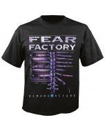 FEAR FACTORY - Demanufacture - T-Shirt