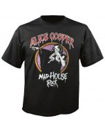 ALICE COOPER - Mad House Rock - T-Shirt