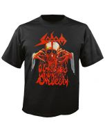 SODOM - Cover - Obsessed by Cruelty - T-Shirt
