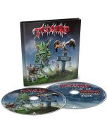 TANKARD - One Foot in the Grave - 2CD - DIGIBOOK