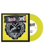 "MEMORIAM - The Hellfire Demos III - 7"" EP (Neon Yellow)"