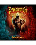 BENEDICTION - Scriptures - CD