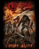 KREATOR - Dying Alive - Patch / Aufnäher