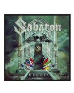 SABATON - Heroes - Patch / Aufnäher
