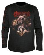 KREATOR - Gods of Violence - Langarm - Shirt / Longsleeve
