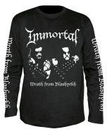 IMMORTAL - Wrath of Blashyrkh - Langarm - Shirt / Longsleeve