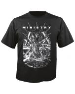 MINISTRY - Liberty - AmeriKKKant - T-Shirt