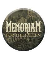 MEMORIAM - For the Fallen - Button / Anstecker