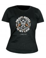 HELLOWEEN - Heavy Metal is my Law - GIRLIE - Shirt