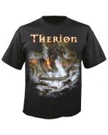 THERION - Cover - Leviathan - T-Shirt