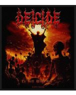 DEICIDE - To Hell with God - Patch / Aufnäher