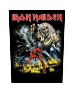 IRON MAIDEN - Number of the Beast - Backpatch / Rückenaufnäher