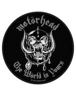 MOTÖRHEAD - The World is yours - Patch / Aufnäher
