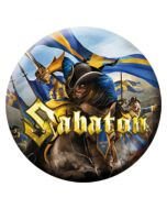 SABATON - Carolus Rex (limited) - Button
