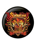 SABATON - Coat of Arms - Button