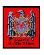 SLAYER - Seasons in the Abyss - Patch / Aufnäher