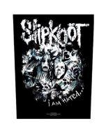 SLIPKNOT - I Am Hated - Backpatch / Rückenaufnäher